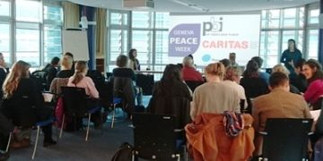 Geneva Peace Week Meeting