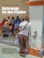 Interview von Judith Huber, PBI-Freiwillige in Mexico