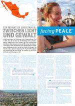 facing PEACE - September 2014