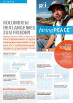 facing PEACE - Oktober 2016