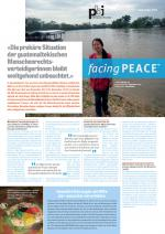 facing PEACE - September 2015